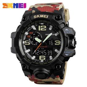 8fababd53fc Relógio G Shock Camuflado Vermelho - Relógios De Pulso no Mercado ...