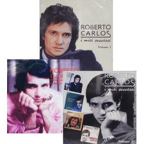 Coleção Roberto Carlos Em Italiano - I Miei Successi - 3 Cds