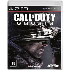 Jogo Call Of Duty Ghosts Ps3 Playstation 3 Mídia Física Novo