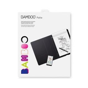 Bloco De Notas Digital Wacom Bamboo Folio Grande Cds810g