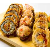Recetas Completas De Sushi Paso A Paso Rolls Ensaladas Y Más