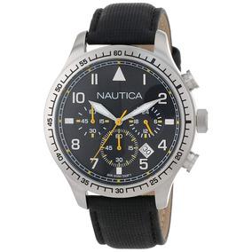 c10d5a32629 Relogio Nautica Unisex N09908 Sport - Relógios De Pulso no Mercado ...