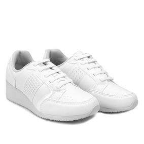 69fea4acf Tenis Kolosh Branco Anabela - Calçados