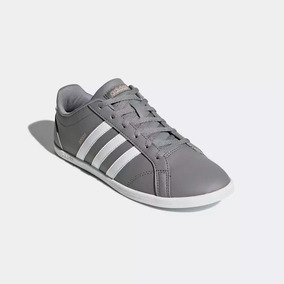 Tenis adidas Coneo Qt Vs W Gris Mujer 2631929