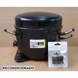 Motor Compressor 1/3 Hp Gás R134a 127v Recondicionado