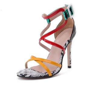 Sandalia Tacon Corrido - Zapatos para Mujer en Mercado Libre Colombia 7341d20a43d4