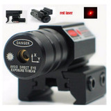 Mira Laser Red Dot 11 A 20mm Picatinny Glock Taurus Bersa