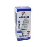 Foco Led Ahorrador De Energia Megaluz 24w