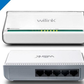 Switch Wilink 5 Puerto Modelo C05