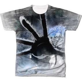 72f548f760d86 Camisas Camisetas Blusas Manga Curta Anime Bleach 47