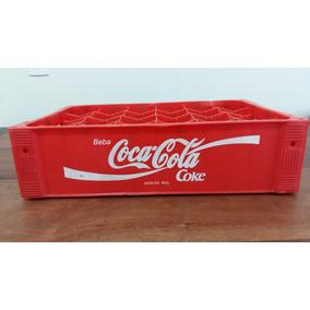 Coca-cola Engradado Para Cerveja Skol Profissa Antigo Zerado