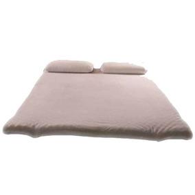 Colchoneta Memory Foarm Espuma Reflex Queen Size Sleepmart