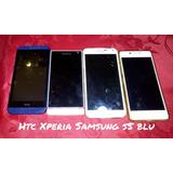 Celular Htc Samsung S5 Blue Air Sony Ericson Reparar