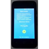 Smartphone Alcatel Pixi 4 (tela 3.5) Impecável Ótimo