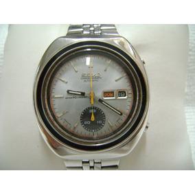 Reloj Seiko Cronografo Automático Original Vintage Ufo