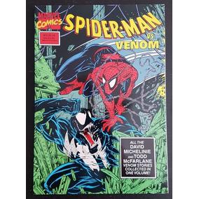 Homem-aranha Vs Venom Tpb (1990) Marvel