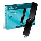 Tp Link Archer T4u Ac1300 Wi Fi Usb Dual Band Mu-mimo High