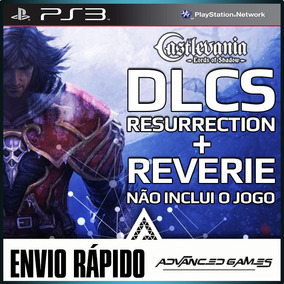 Reverie + Resurrection Lords Of Shadow 1 - Ps3 Midia Digital