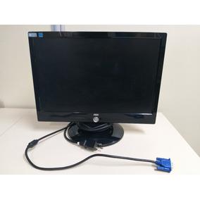 Monitor Lcd Marca Aoc Modelo 717vwx