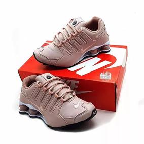 Tênis Nike Shox Nz Feminino Original Incompáravel
