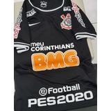 Nova Camisa Corinthians Preta 2019 Gaviões Da Fiel Original