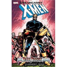 Hq The Uncanny X-men The Dark Phoenix Saga Capa Comum Marvel