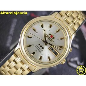 Relogio Orient Com Ouro - Relógio Orient Masculino no Mercado Livre ... 8bb2a6ae08
