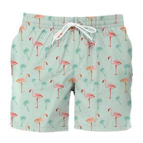 Traje De Baño Para Niño Flamingos Marca Palmers