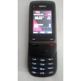Celular 1 Chip Desbloq.nokia C2-05 Relíquia. Envio Td.brasil