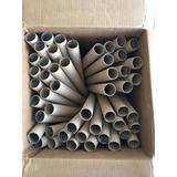 Tubos De Cartón Uline 1 1/2 X 24, Grosor .060 Mod. S-3612