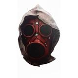 Máscara Gas La Purga Extraterrestre Halloween C283 Disfraz