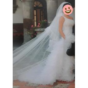 Vestido De Novia..(usado) ..