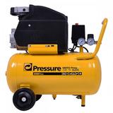 Motocompressor Pressure Wp Moto Press 8,2 - 2hp - 24l - 110v