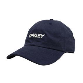 Boné Oakley Aba Curva 6 Panel Washed - Strapback. R  149 90. 12x R  12 sem  juros. Frete grátis 115ac34a5ef