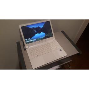 Notebook Samsung Branco Fino