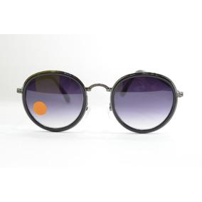71b56130b8ed0 Oculos Redondo Pequeno Preto - Óculos no Mercado Livre Brasil