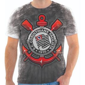 Camisa Corinthians Corona - Camisetas e Blusas para Masculino em ... b7c1c9d508a93