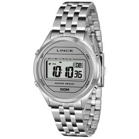 5c82359962f Relogio Digital Feminino - Relógio Lince Unissex no Mercado Livre Brasil