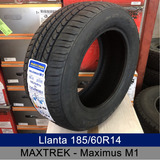 Llanta 185/60r14 Maxtrek Maximus M1