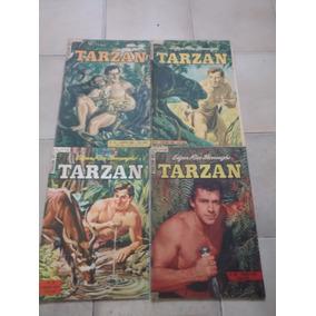 Revistas Hq 1956/1958 Tarzan 1ª Série Nº62 À 97 Nº100 (cada)