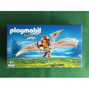 Playmobil 9342 Dwarf Flying Machine Knights
