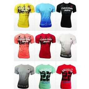 Lacoste (réplica) Masculino - Camisetas e Blusas no Mercado Livre Brasil 6531f5e67b
