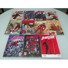 Marvel Demolidor Mark Waid Vol. 1 Ao 11 Completo + Brinde
