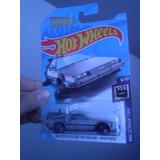 Time Machine Volver Al Futuro Delorean Hover Mode Hot Wheels