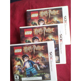 Lego Harry Potter Years 5-7 Nintendo 3 Ds Sellado Fabrica