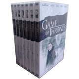 Box Game Of Thrones 1ª A 7ª Temporada Dublada - 35 Discos