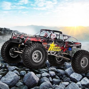 Rgt 18000 1/10 2.4 Ghz 4wd Impermeable Carreras Coches Rc