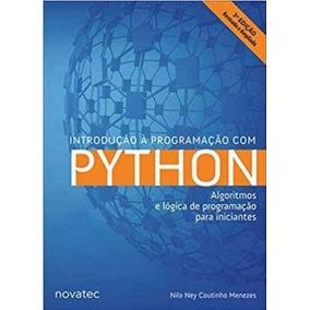 Introduçao A Programaçao Com Python