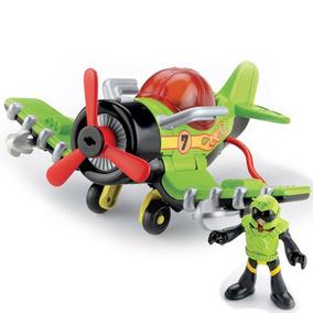82e92e6158e Aviao Brinquedo Fisher Price - Brinquedos e Hobbies no Mercado Livre ...