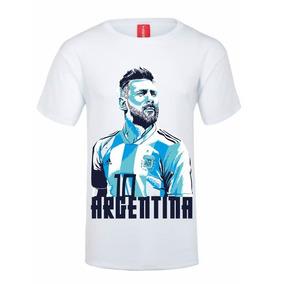 Camisa De Messi en Mercado Libre México 8a5348f1af7